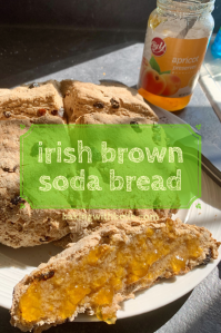 Pin soda bread