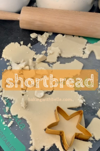 Shortbread pin