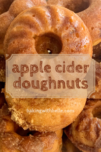 Apple cider doughnuts pin