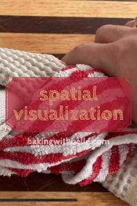 spatial visualization pin